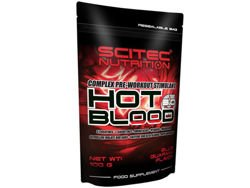 SCITEC Hot Blood 3.0 100 g