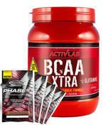 ACTIVLAB BCAA Xtra 500 g + 4x MUSCLETECH Phase8 42 g