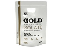FITNESS AUTHORITY Gold Whey Protein Isolate 908 g worek