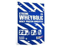 FITNESS AUTHORITY Xtreme Whey Bolic WPC 500 g