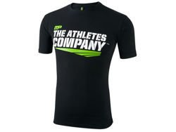 MUSCLE PHARM Sportswear Crew Neck The Athletes Company Tee