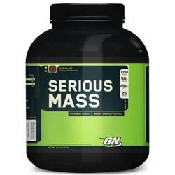 OPTIMUM Nutrition Serious Mass 2727 g
