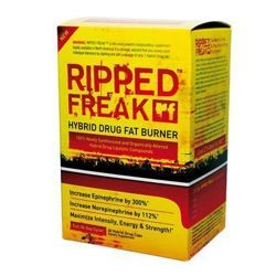 PHARMA FREAK Ripped Freak 60 kaps