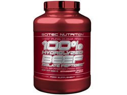 SCITEC 100% Hydrolyzed Beef Peptides 1800 g
