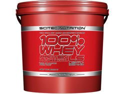 SCITEC 100% Whey Protein Professional 5000 g