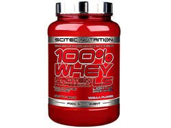 SCITEC 100% Whey Protein Professional LS 920 g