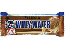 WEIDER Whey Wafer Bar 32% 35 g