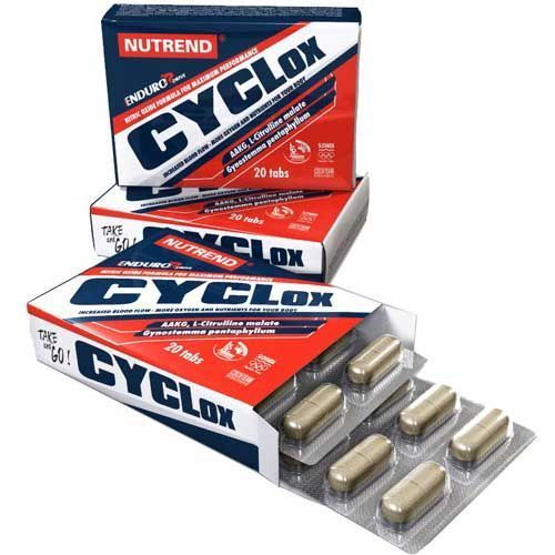 NUTREND CYCLox 20 tabs.