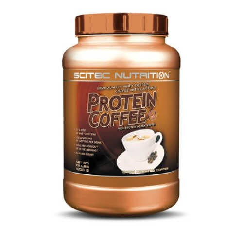 SCITEC Protein Coffee 1000 g