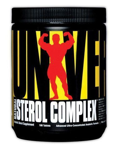 UNIVERSAL Natural Sterol Complex 180 kaps