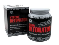 FITNESS AUTHORITY Xtreme Detonator 850 g