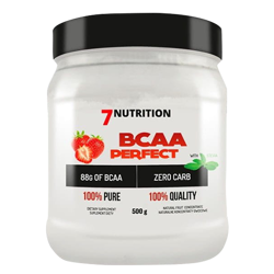7NUTRITION BCAA PERFECT 500 g