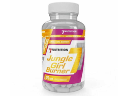 7NUTRITION Jungle Girl Burner 120 kaps