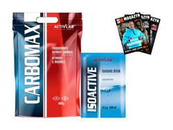 ACTIVLAB CARBOMAX 3KG CARBO MAX WĘGLOWODANY + ISO