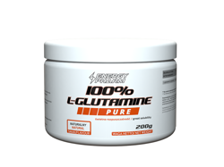 ENERGY PHARM 100% L-Glutamine 200 g - PAKIET 5+1