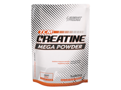ENERGY PHARM TCM Creatine Mega Powder 500 g - PAKIET 5+1