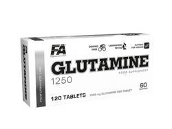 FITNESS AUTHORITY Glutamine 1250 120 tabs