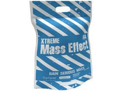 FITNESS AUTHORITY Xtreme Mass Effect 1000 g