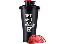 HYDRACUP Shaker Motivational Line 828 ml