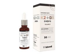 Laventi Witamina K2 + D3 Drops 30 ml