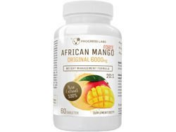 PROGRESS LABS African Mango Original 6000mg 60 tab